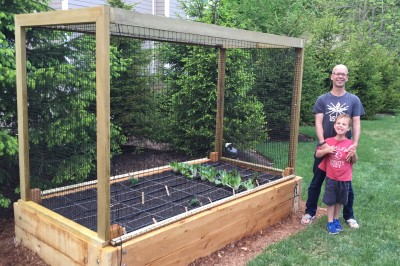 Yard2Kitchen teaches kids to garden
