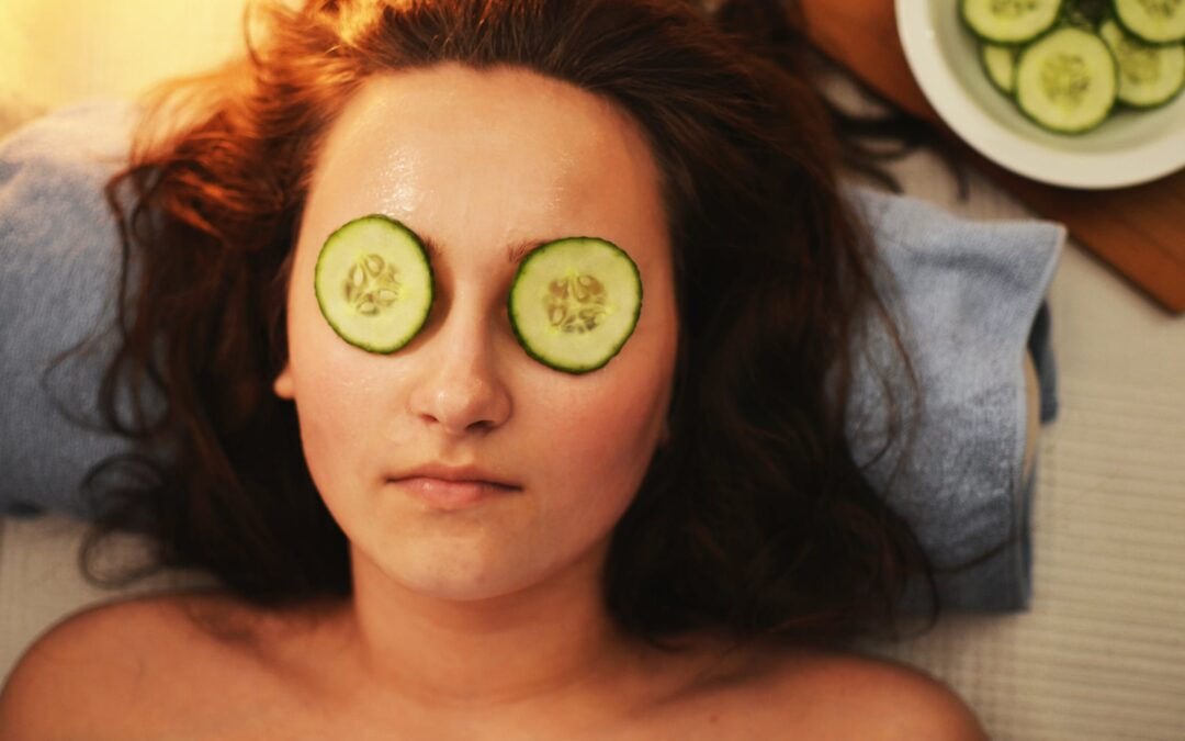 DIY Beauty Products Made from Vegetables